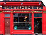Cassidy's Pub, 42 Lower Camden Street Prints by Eoin Clarke