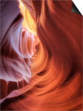 USA, Arizona, Page, Lower Antelope Canyon Prints by Michele Falzone