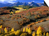 Sneffels Ridge, Colorado, USA Art by Rob Blakers