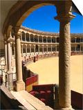 Plaza de Toros, Ronda, Andalucia, Spain Prints by John Elk III