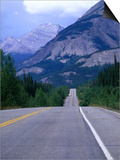Icefield Parkway, Banff, Alberta, Canada Posters by Jan Stromme