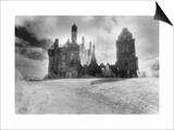 Dromore Castle, Pallaskenry, County Limerick, Ireland Print by Simon Marsden