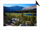 Eastern Sierra Nevada Mountain Range, California, USA Prints by Rob Blakers