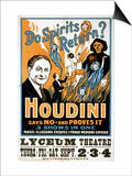 Do Spirits Return Houdini Says No Prints