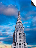 Chrysler Building Prints by Jean-pierre Lescourret
