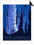 Näe Amerikka, englanniksi Taide tekijänä Alexander Dux