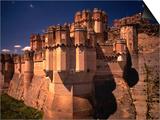 Castillo De Coca, Segovia, Castilla-Y Leon, Spain Posters by Stephen Saks