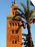 Koutoubia Mosque, Marrakesh, Morocco Prints by Doug McKinlay