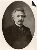 Albert Einstein in 1922 Prints