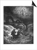 Leviathan Prints by Gustave Doré