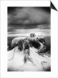 Dunnottar Castle, Kincardineshire, Scotland Posters by Simon Marsden