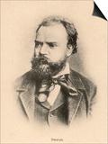 Antonin Leopold Dvorak Czech Musician Print