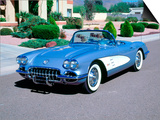 1959 Chevrolet Corvette Prints