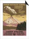 Lassen Volcanic National Park, c.1938 Posters