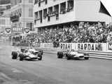 Monaco Grand Prix 1969 Print