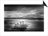 Castle Stalker, Argyllshire, Scotland Art by Simon Marsden