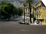 1963 Monaco Grand Prix, BRM V8, Graham Hill Posters