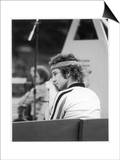 John Mcenroe at the Benson and Hedges Championships at Wembley in 1979 Prints