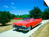 1959 Cadillac Series 62 Posters