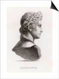 Augustus Roman Emperor Art