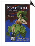 Morlant Champagne Made in Reims Art