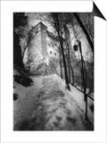 Bran Castle, Transylvania, Romania Prints by Simon Marsden