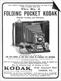 Your Easter Holiday Will Last You Twice as Long if You Take a Kodak with You Posters