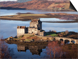 Eilean Donan Castle Prints by Sean Caffrey