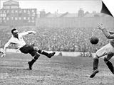 Tottenham Hotspur Vs. West Bromwich Albion, 1931 Art