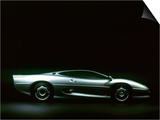 1993 Jaguar XJ 220 Print