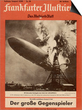 The Hindenburg Disaster Posters