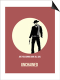 Unchained Poster 2 Posters by Anna Malkin