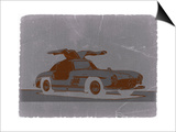 Mercedes Benz 300 Prints by  NaxArt