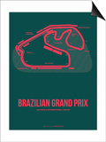 Brazilian Grand Prix 2 Art by  NaxArt