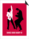 Dance Good Poster 2 Prints by Anna Malkin