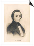 Frederic Chopin Polish Composer Prints