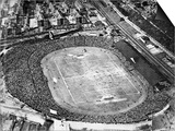Aerial View of the F.A. Cup Final at Stamford Bridge, 1922 Prints