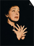 Edith Piaf Photo Posters