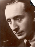 Vladimir Horowitz American Pianist Born in Russia Prints by  Hrand