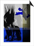 Blue Romance Art by  NaxArt