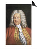 George Frederic Handel Composer Posters