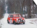 1964 Mini Cooper S Print
