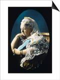 Queen Victoria Circa 1897 Art