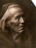 Navajo Medicine Man, 1904 Print