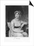 Jane Austen English Novelist Prints