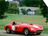 1953 Maserati 300S Prints