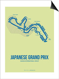 Japanese Grand Prix 2 Art by  NaxArt