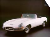 1962 Jaguar E type Posters