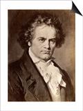 Ludwig Van Beethoven Art