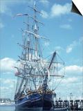 Hms Bounty Newport, Rhode Island Plakater af Mark Gibson